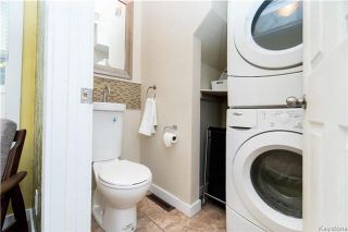 Photo 9: 603 Simcoe Street in Winnipeg: West End Residential for sale (5A)  : MLS®# 1728268