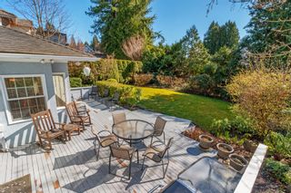 Photo 36: 3088 SW MARINE Drive in Vancouver: Southlands House for sale (Vancouver West)  : MLS®# R2555964