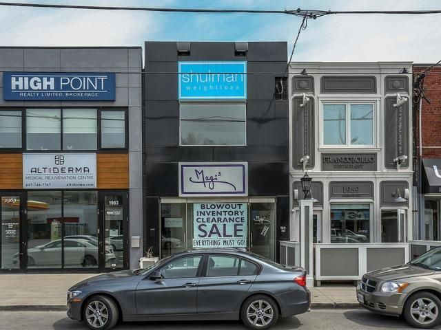 Main Photo: 1st Flr 1961 Avenue Road in Toronto: Bedford Park-Nortown Property for lease (Toronto C04)  : MLS®# C3494325