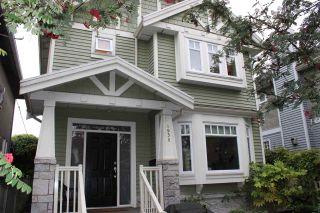 Photo 1: 1938 ADANAC Street in Vancouver: Hastings 1/2 Duplex for sale (Vancouver East)  : MLS®# R2331927