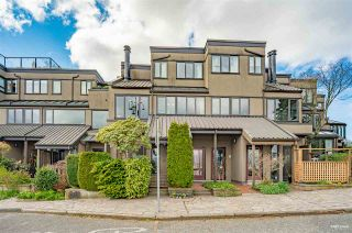 "Photo 23: 826 MILLBANK in Vancouver: False Creek Townhouse for sale in ""Heather Point"" (Vancouver West)  : MLS®# R2564481"