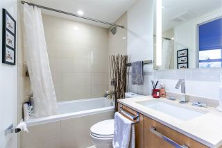 """Photo 12: 502 1565 W 6TH Avenue in Vancouver: False Creek Condo for sale in """"6TH & FIR"""" (Vancouver West)  : MLS®# R2157219"""