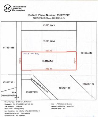 Photo 4: Ridge Road Dr in Hudson Bay: Lot/Land for sale : MLS®# SK842738
