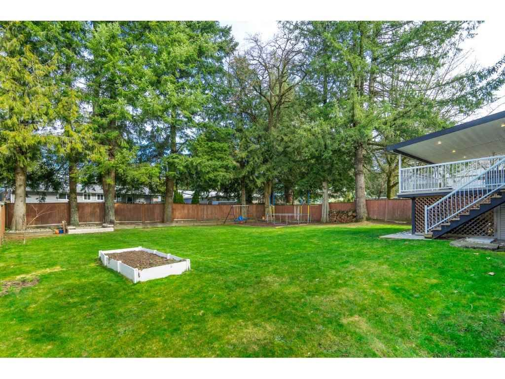 Photo 33: Photos: 34119 LARCH Street in Abbotsford: Central Abbotsford House for sale : MLS®# R2547045