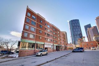 Photo 41: 203 110 2 Avenue SE in Calgary: Chinatown Apartment for sale : MLS®# A1089939