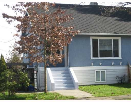 Main Photo: 2636 ST CATHERINES Street in Vancouver: Mount Pleasant VE 1/2 Duplex for sale (Vancouver East)  : MLS®# V812567