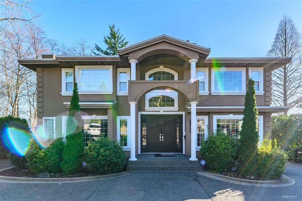 Main Photo: 7156 Broadway: House for sale (Burnaby North)