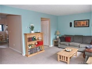 Photo 5:  in VICTORIA: La Langford Proper Row/Townhouse for sale (Langford)  : MLS®# 463608