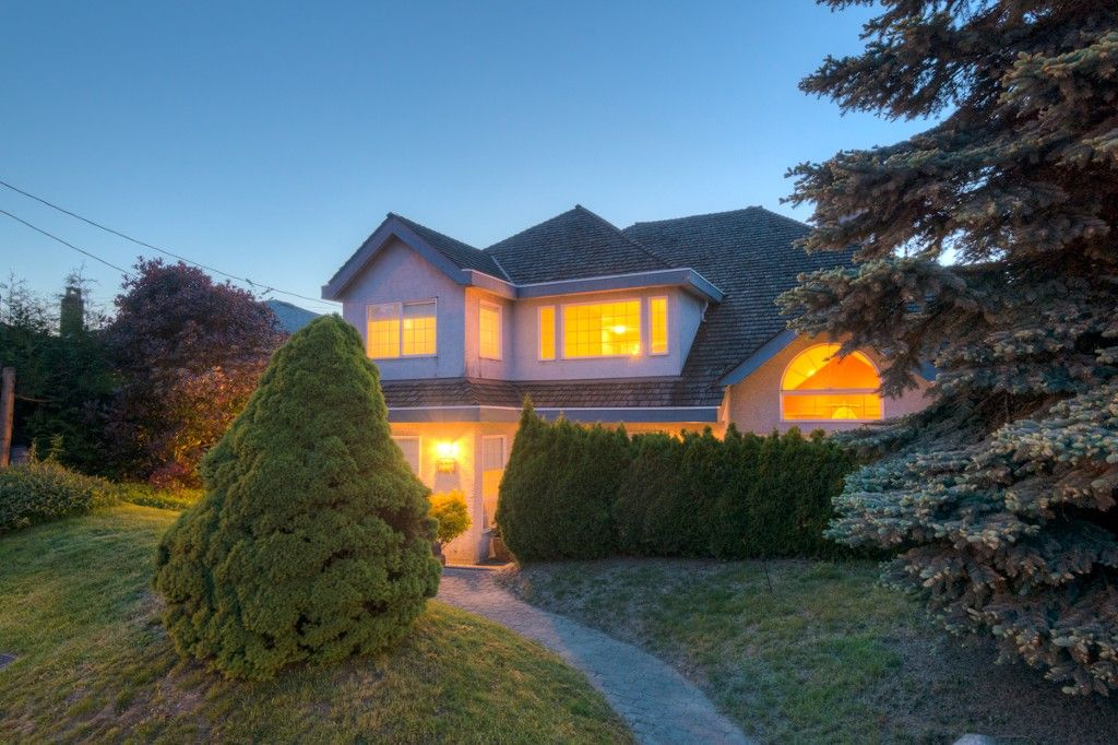 """Main Photo: 121 EIGHTH Avenue in New Westminster: GlenBrooke North House for sale in """"GLENBROOKE NORTH"""" : MLS®# R2063793"""