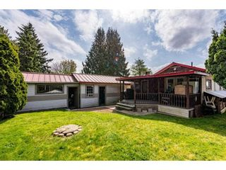 Photo 27: 31519 LOMBARD Avenue in Abbotsford: Poplar Manufactured Home for sale : MLS®# R2572916