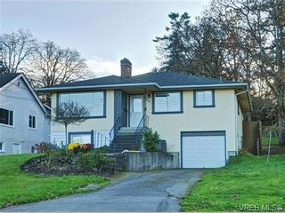 Photo 1: 745 Newbury St in VICTORIA: SW Gorge House for sale (Saanich West)  : MLS®# 715998