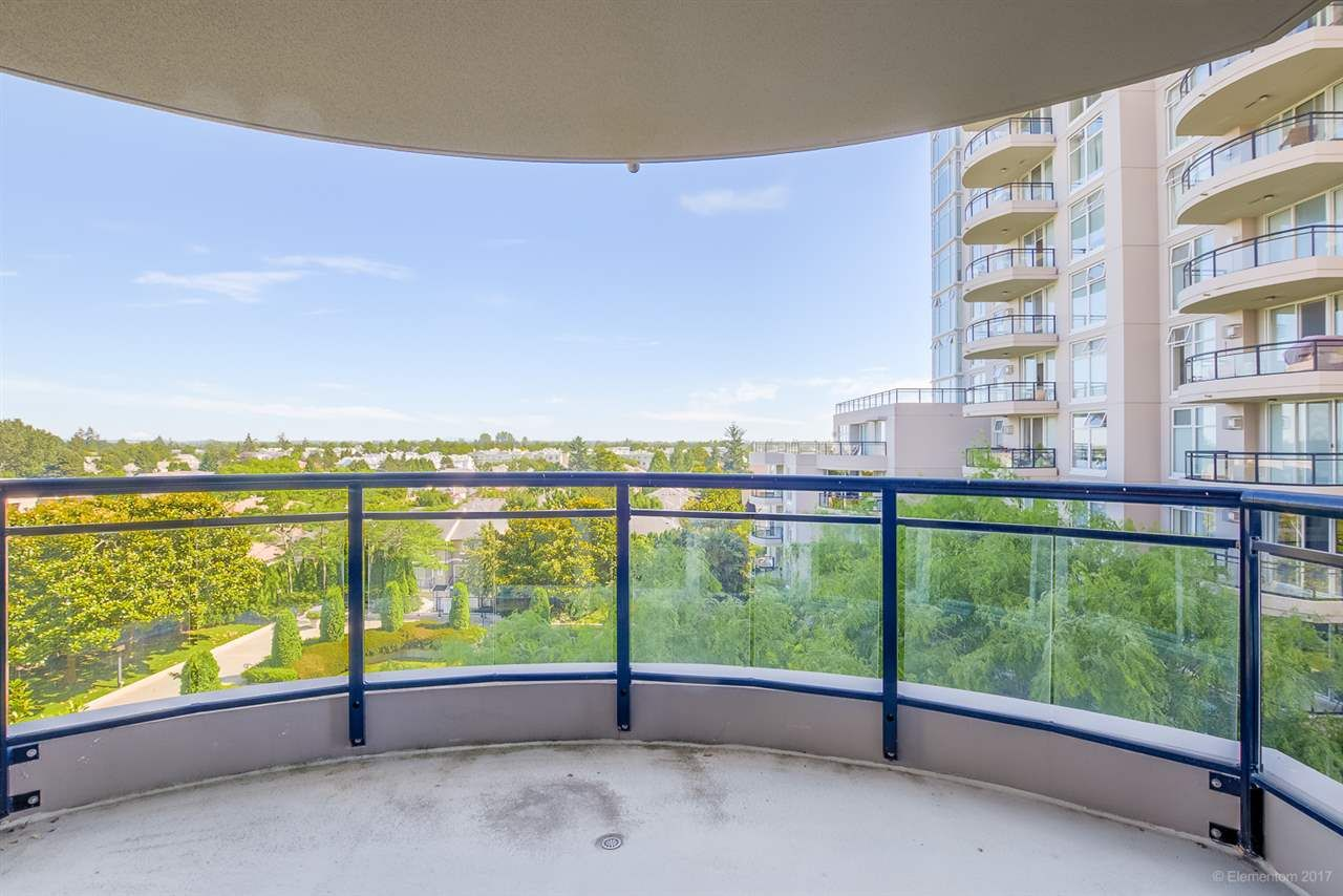 """Photo 8: Photos: 805 8460 GRANVILLE Avenue in Richmond: Brighouse South Condo for sale in """"THE PALMS"""" : MLS®# R2183275"""