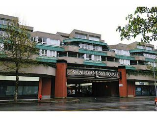 "Photo 1: A219 2099 LOUGHEED Highway in Port Coquitlam: Glenwood PQ Condo for sale in ""SHAUGHNESSY SQUARE"" : MLS®# V1116896"