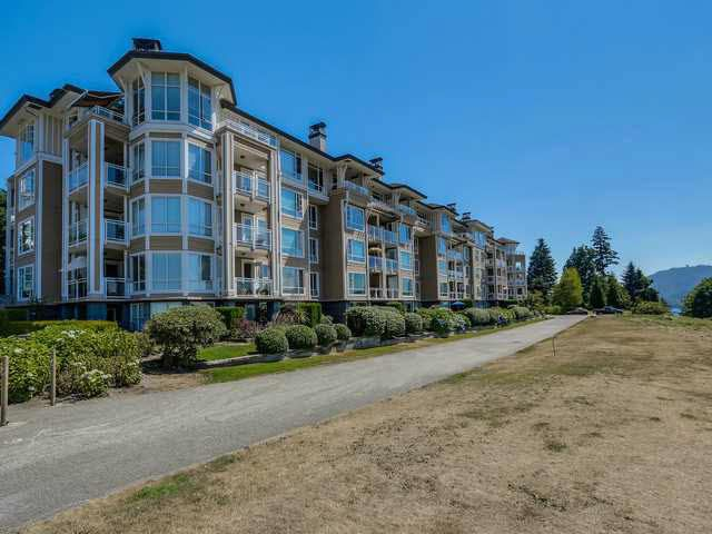 Main Photo: 414 3629 DEERCREST DRIVE in North Vancouver: Roche Point Home for sale ()  : MLS®# V1133408