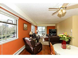 """Photo 5: 304 47 AGNES Street in New Westminster: Downtown NW Condo for sale in """"FRASER HOUSE"""" : MLS®# V1115941"""