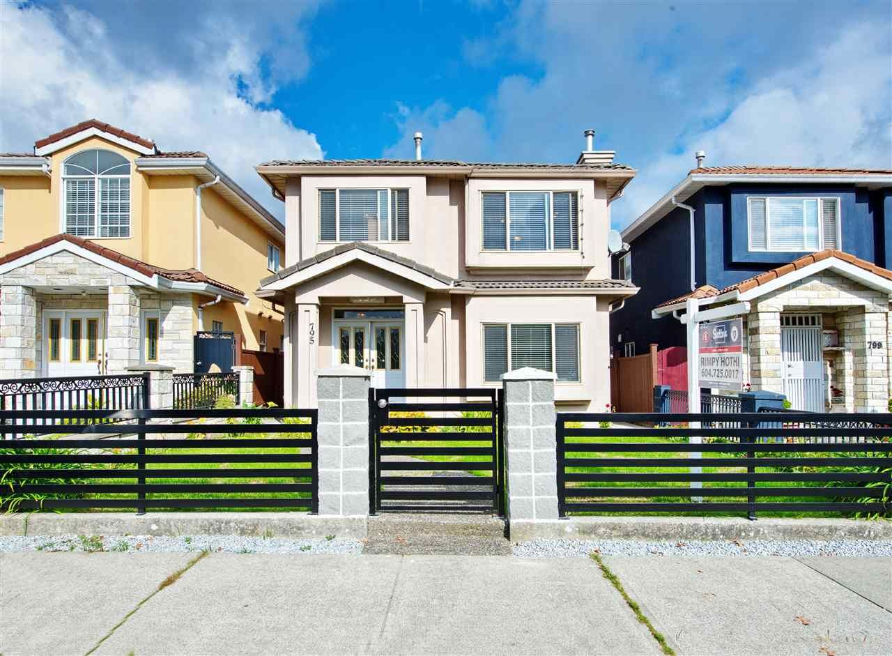 Main Photo: 795 E 52ND Avenue in Vancouver: South Vancouver House for sale (Vancouver East)  : MLS®# R2411120