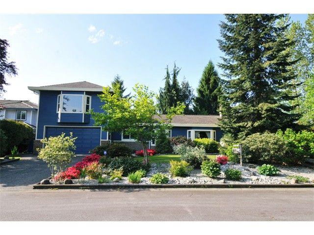 Main Photo: 20512 123B AV in Maple Ridge: Northwest Maple Ridge House for sale : MLS®# V1123570