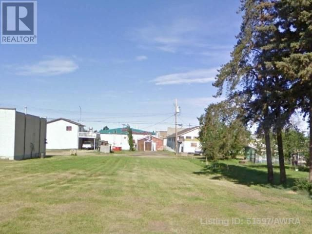 Main Photo: 4906 49 Street in Mayerthorpe: Vacant Land for sale : MLS®# A1143769