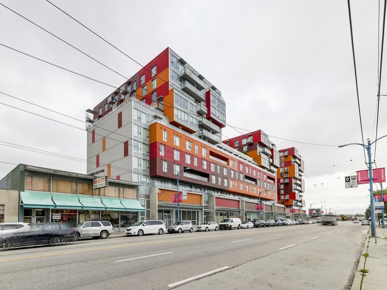 """Main Photo: 712 933 E HASTINGS Street in Vancouver: Strathcona Condo for sale in """"STRATHCONA VILLAGE"""" (Vancouver East)  : MLS®# R2623983"""