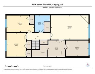 Photo 43: 4016 Vance Place NW in Calgary: Varsity Semi Detached for sale : MLS®# A1142052