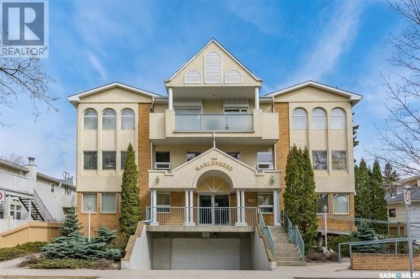 Main Photo: 101 505 MAIN Street in Saskatoon: Nutana Residential for sale : MLS®# SK871488