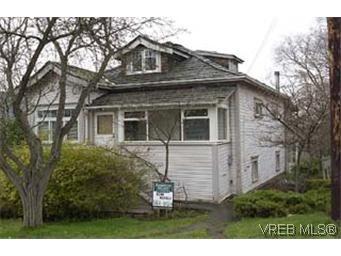 Main Photo: 914 Inskip St in VICTORIA: Es Kinsmen Park House for sale (Esquimalt)  : MLS®# 280544