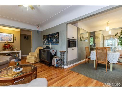 Photo 3: Photos: 1716 Fernwood Rd in VICTORIA: Vi Fernwood House for sale (Victoria)  : MLS®# 691465