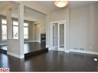 """Photo 5: 6092 163A Street in Surrey: Cloverdale BC House for sale in """"VISTA'S WEST"""" (Cloverdale)  : MLS®# F1028280"""