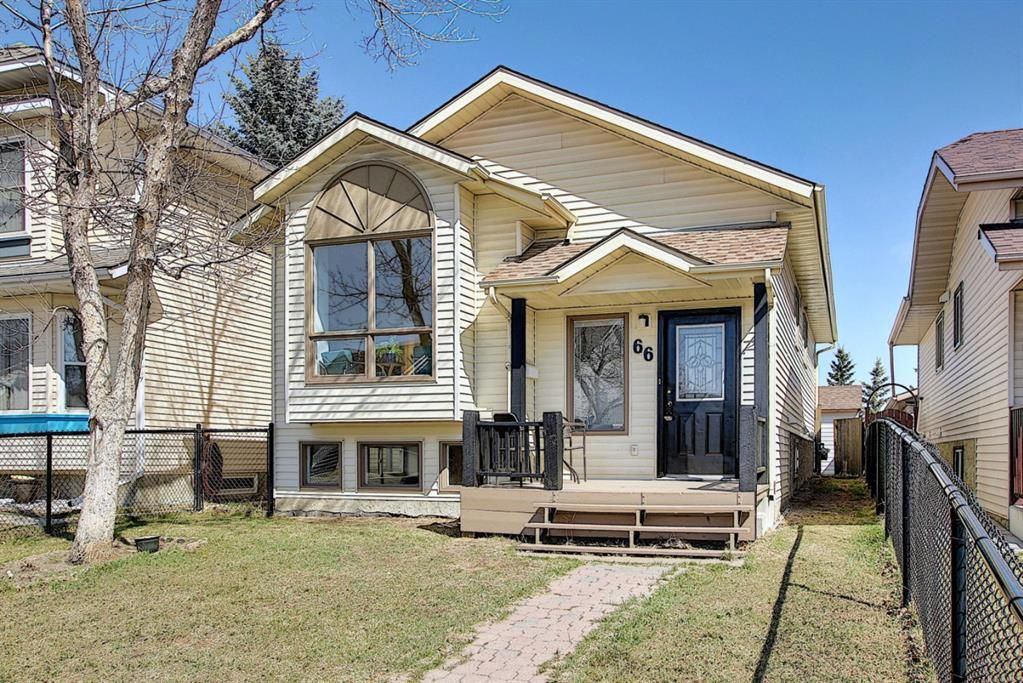 Main Photo: 66 Erin Green Way SE in Calgary: Erin Woods Detached for sale : MLS®# A1094602