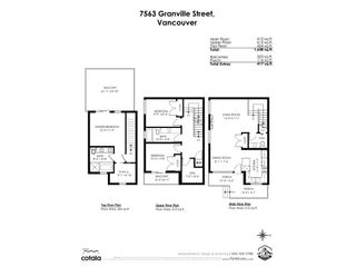 Photo 13: 7563 GRANVILLE Street in Vancouver: South Granville Townhouse for sale (Vancouver West)  : MLS®# R2518207