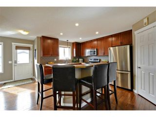 Photo 6: 178 MORNINGSIDE Gardens SW: Airdrie House for sale : MLS®# C4003758