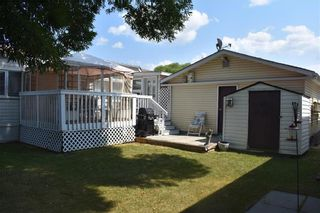 Photo 13: 32 Delta Crescent in St Clements: Pineridge Trailer Park Residential for sale (R02)  : MLS®# 202117671