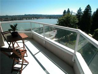"Photo 2: 806 69 JAMIESON Court in New Westminster: Fraserview NW Condo for sale in ""PALACE QUAY"" : MLS®# V1033034"