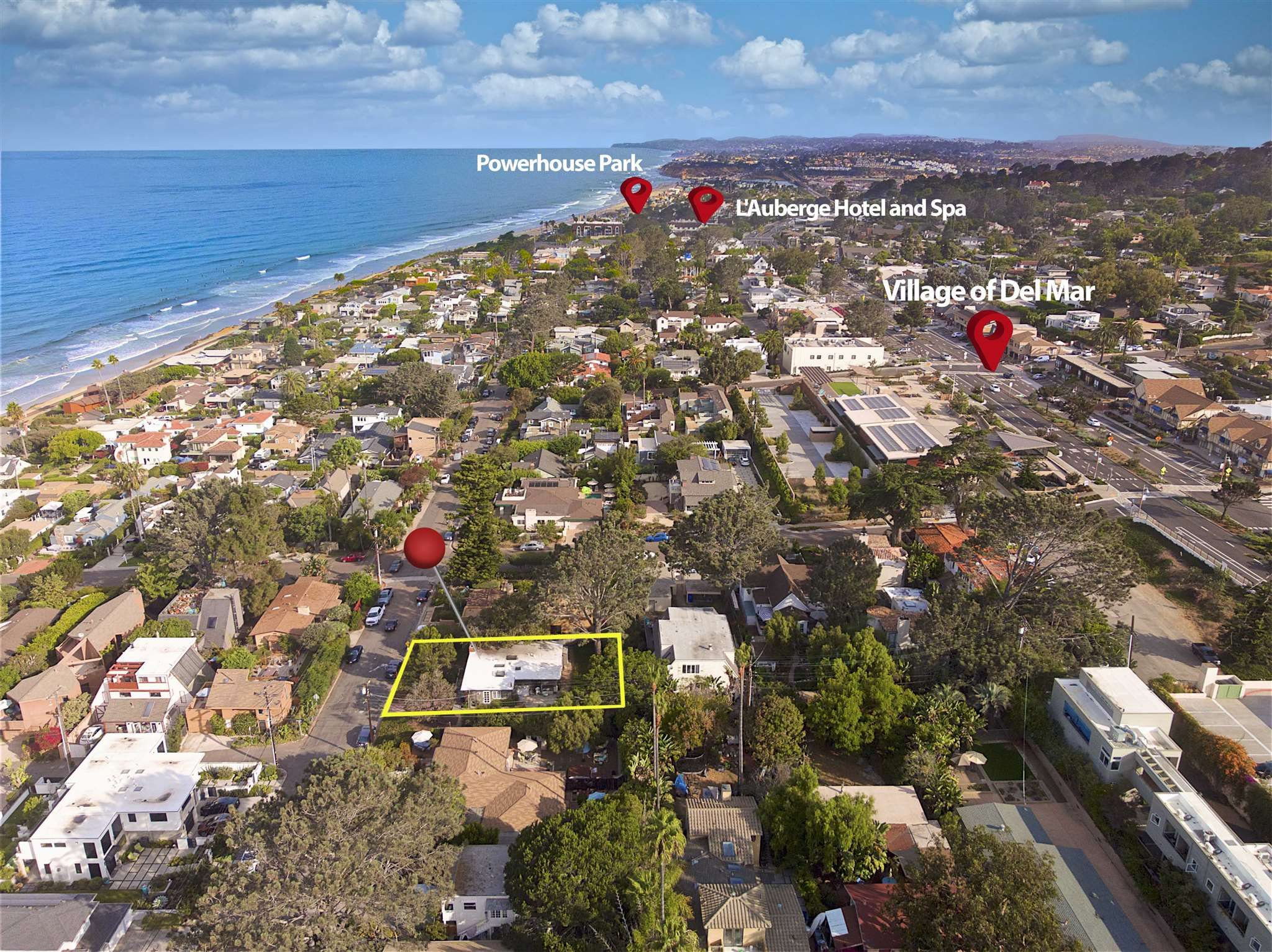 Main Photo: DEL MAR House for sale : 3 bedrooms : 931 Stratford Court