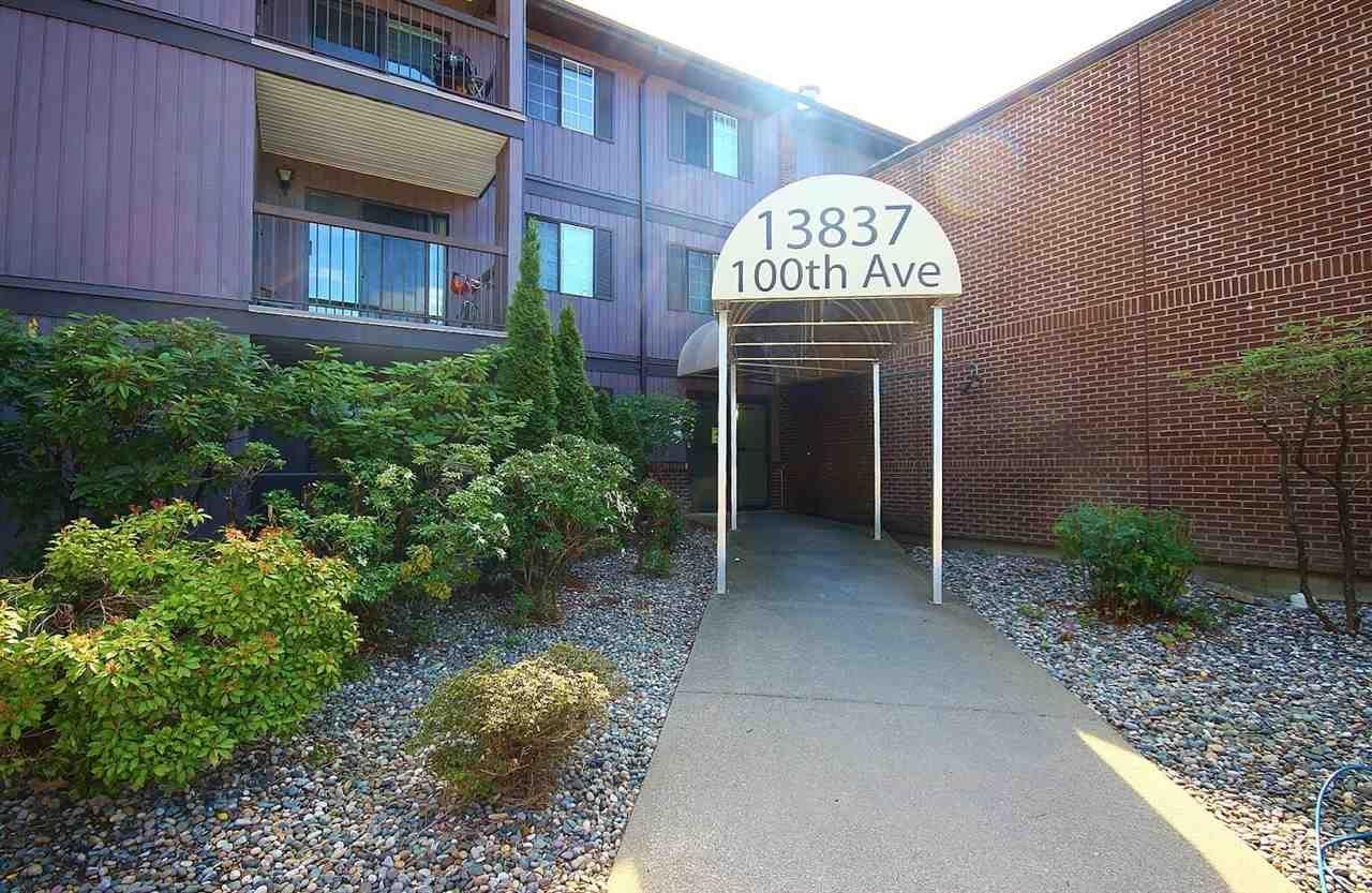 "Main Photo: 1307 13837 100 Avenue in Surrey: Whalley Condo for sale in ""Carriage Lane Estates"" (North Surrey)  : MLS®# R2399592"