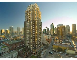 "Photo 8: 1010 RICHARDS Street in Vancouver: Downtown VW Condo for sale in ""THE GALLERY"" (Vancouver West)  : MLS®# V628281"