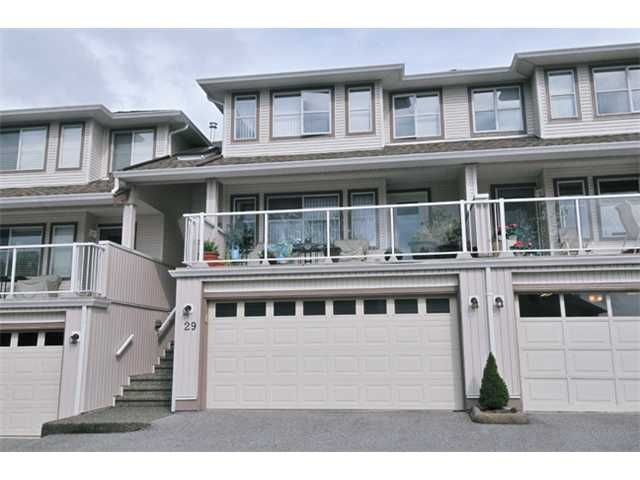"Main Photo: 29 22751 HANEY in Maple Ridge: East Central Townhouse for sale in ""RIVER EDGE"" : MLS®# V911162"