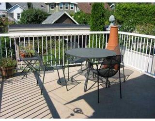 Photo 6: 3285 W 12TH AV in Vancouver: Kitsilano House for sale (Vancouver West)  : MLS®# V550471