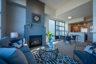 "Photo 3: 603 2268 REDBUD Lane in Vancouver: Kitsilano Condo for sale in ""Ansonia"" (Vancouver West)  : MLS®# R2515978"