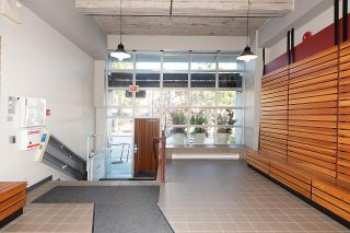 """Photo 17: 511 549 COLUMBIA Street in New Westminster: Downtown NW Condo for sale in """"C2C Lofts"""" : MLS®# R2601275"""