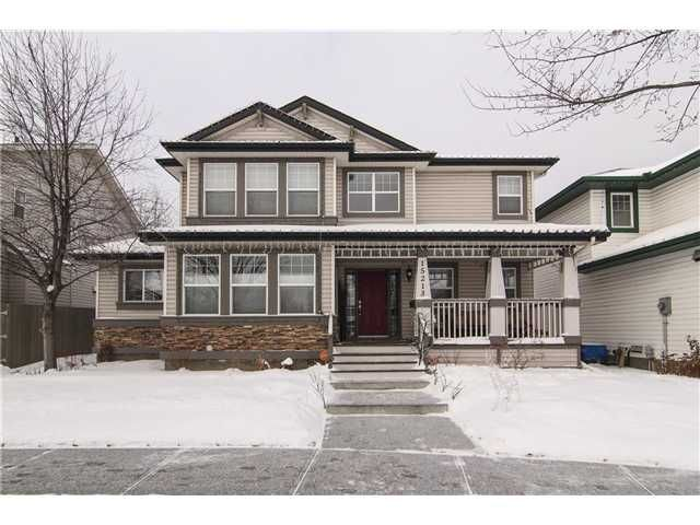 Main Photo: 15213 PRESTWICK Boulevard SE in Calgary: McKenzie Towne Residential Detached Single Family for sale : MLS®# C3648221
