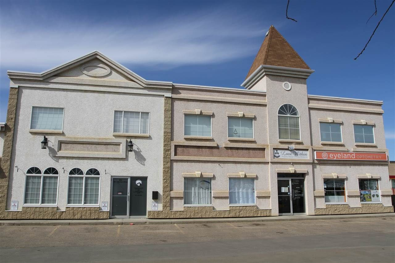 Main Photo: 60 161 Liberton Drive: St. Albert Retail for sale : MLS®# E4222255