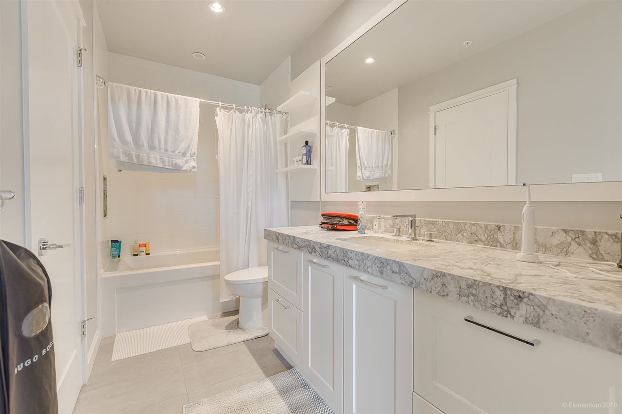 """Photo 21: Photos: 2603 520 COMO LAKE Avenue in Coquitlam: Coquitlam West Condo for sale in """"THE CROWN"""" : MLS®# R2483945"""