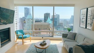 """Main Photo: 3307 1111 ALBERNI Street in Vancouver: West End VW Condo for sale in """"Shangri-la residence"""" (Vancouver West)  : MLS®# R2614231"""