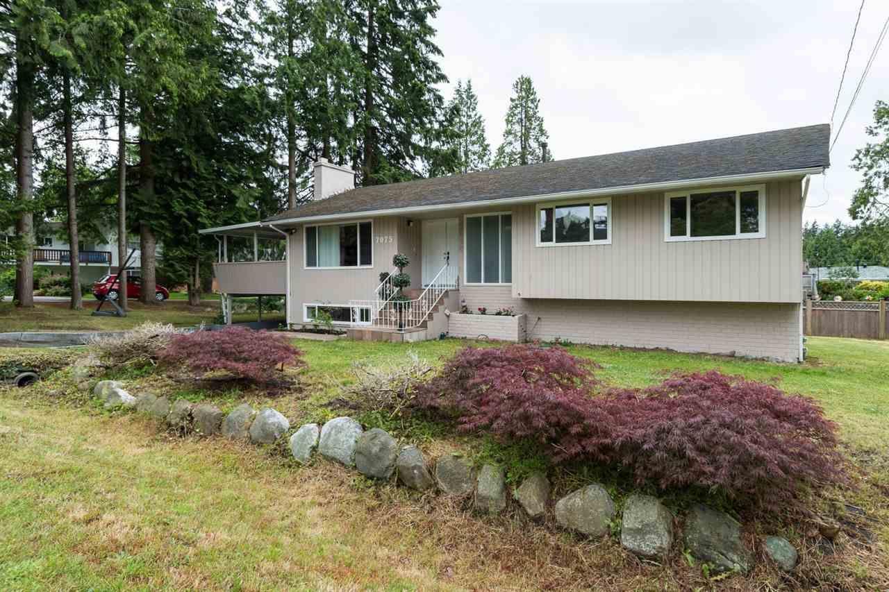Main Photo: 7075 BARKLEY Drive in Delta: Sunshine Hills Woods House for sale (N. Delta)  : MLS®# R2086646