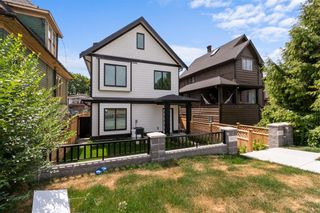 Main Photo: 1820 E 12TH Avenue in Vancouver: Grandview Woodland 1/2 Duplex for sale (Vancouver East)  : MLS®# R2607809