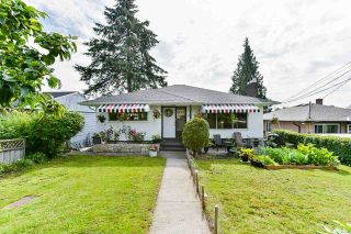 Photo 1: 420 WILSON Street in New Westminster: Sapperton House for sale : MLS®# R2473223