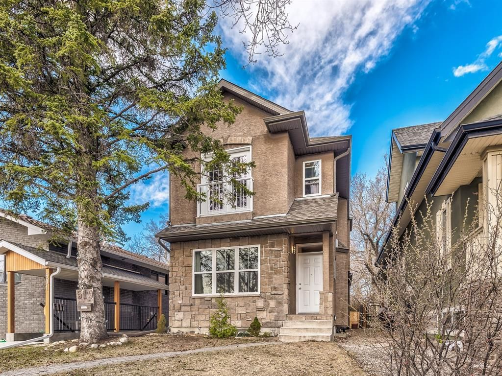 Main Photo: 519 37 Street SW in Calgary: Spruce Cliff Detached for sale : MLS®# A1123674