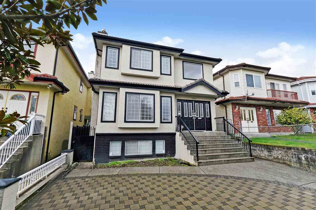 Main Photo: 1485 E 61ST Avenue in Vancouver: Fraserview VE House for sale (Vancouver East)  : MLS®# R2551905