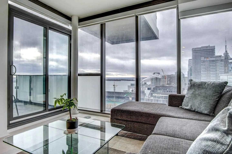 Main Photo: 2411 16 Bonnycastle Street in Toronto: Waterfront Communities C8 Condo for lease (Toronto C08)  : MLS®# C5349453